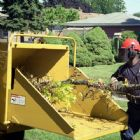 Safe Use Of Manually Fed Wood Chipper